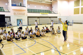 Hongkong Bank Foundation School Coach Accreditation Programme (SCAP) - Badminton